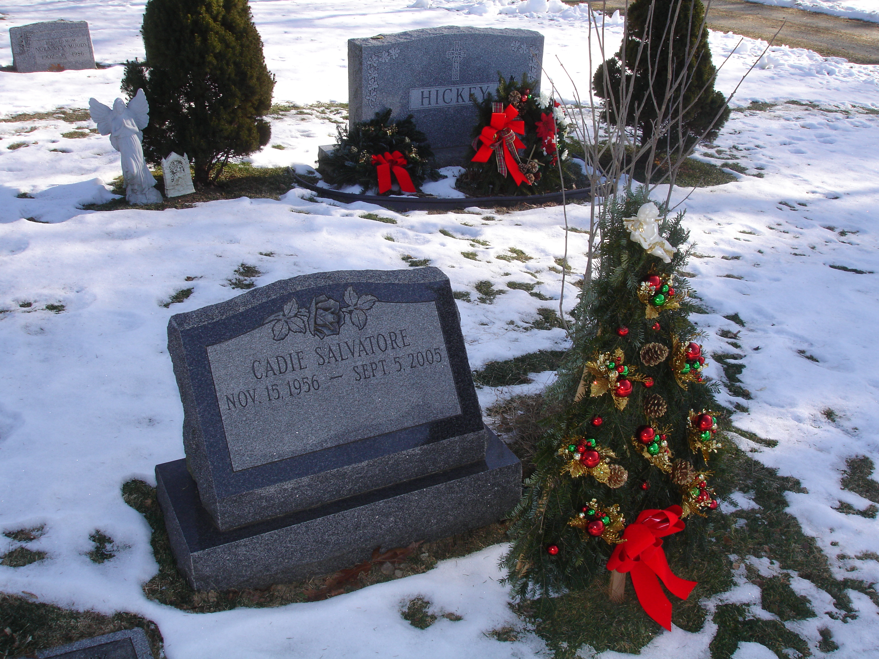 083958 Christmas Decoration Ideas For Graves Decoration & Ideas For Grave Decorations - Elitflat