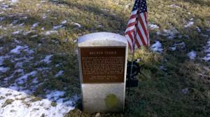 Reuben Ferris - Revolutionary War Soldier's Grave Site