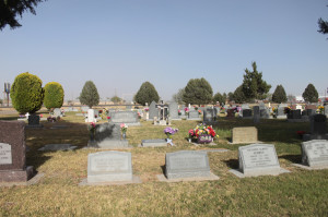 Cemetery Care on Mother's Day