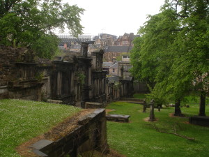 Scottish Grave Yard