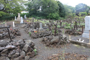 Hawaiian Cemetery Grave Care