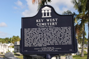 Key West Cemetery - Key West Florida