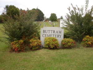 Perpetual Care of Buttram Cemetery