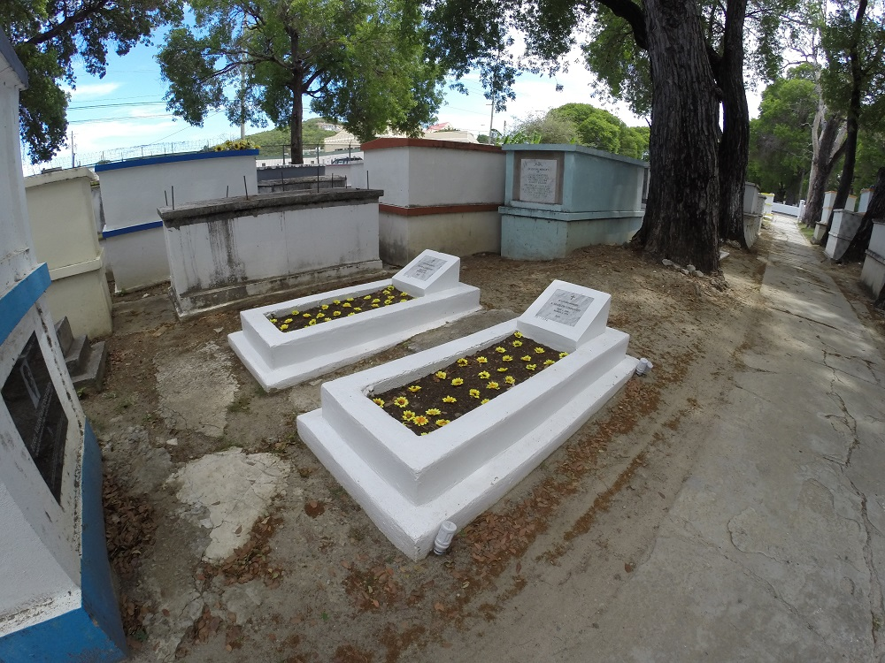 Grave Care on St. Thomas