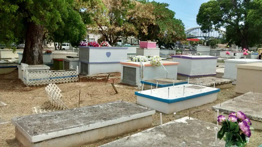 Grave Sites St. Thomas US Virgin Islands