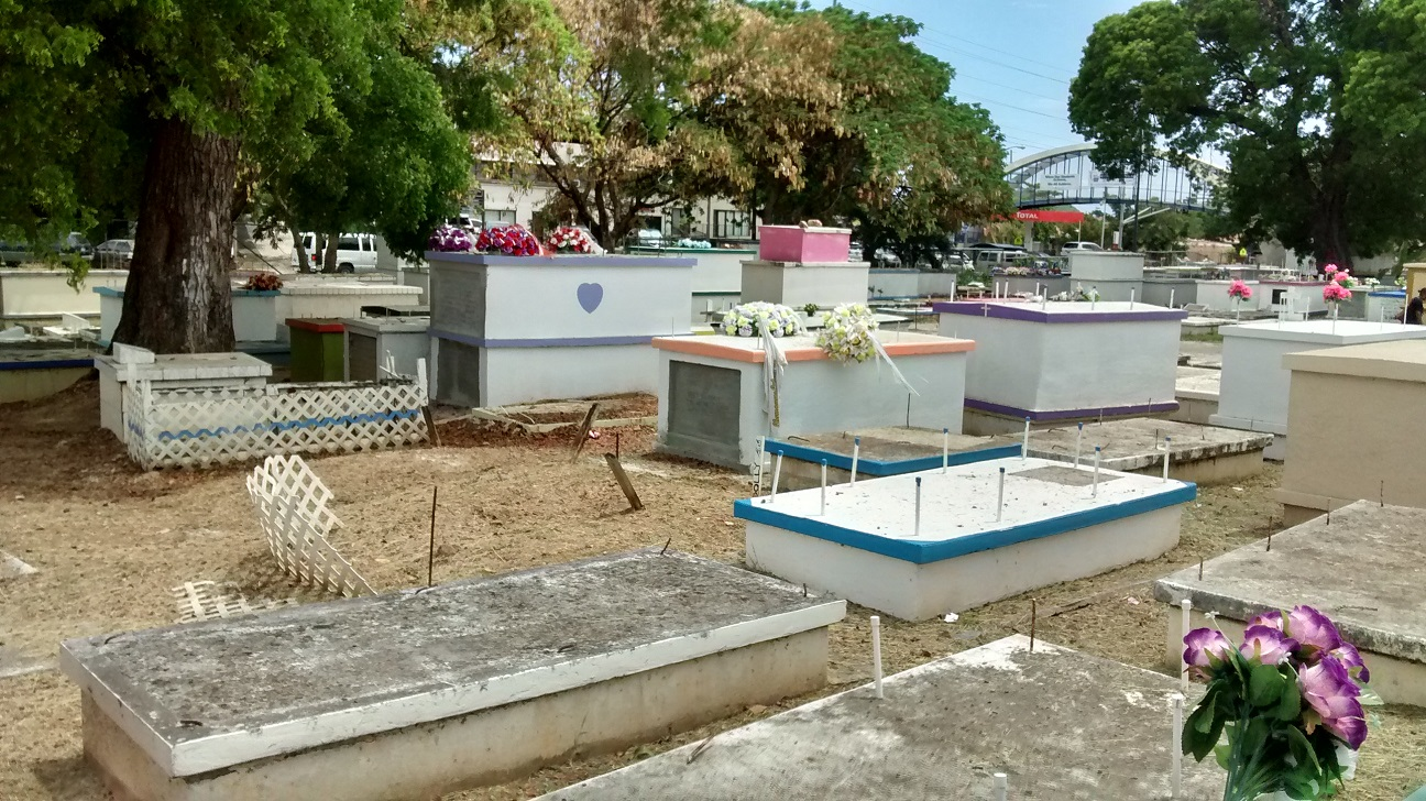 Cemeteries of The British Virgin Islands - Continuing Education